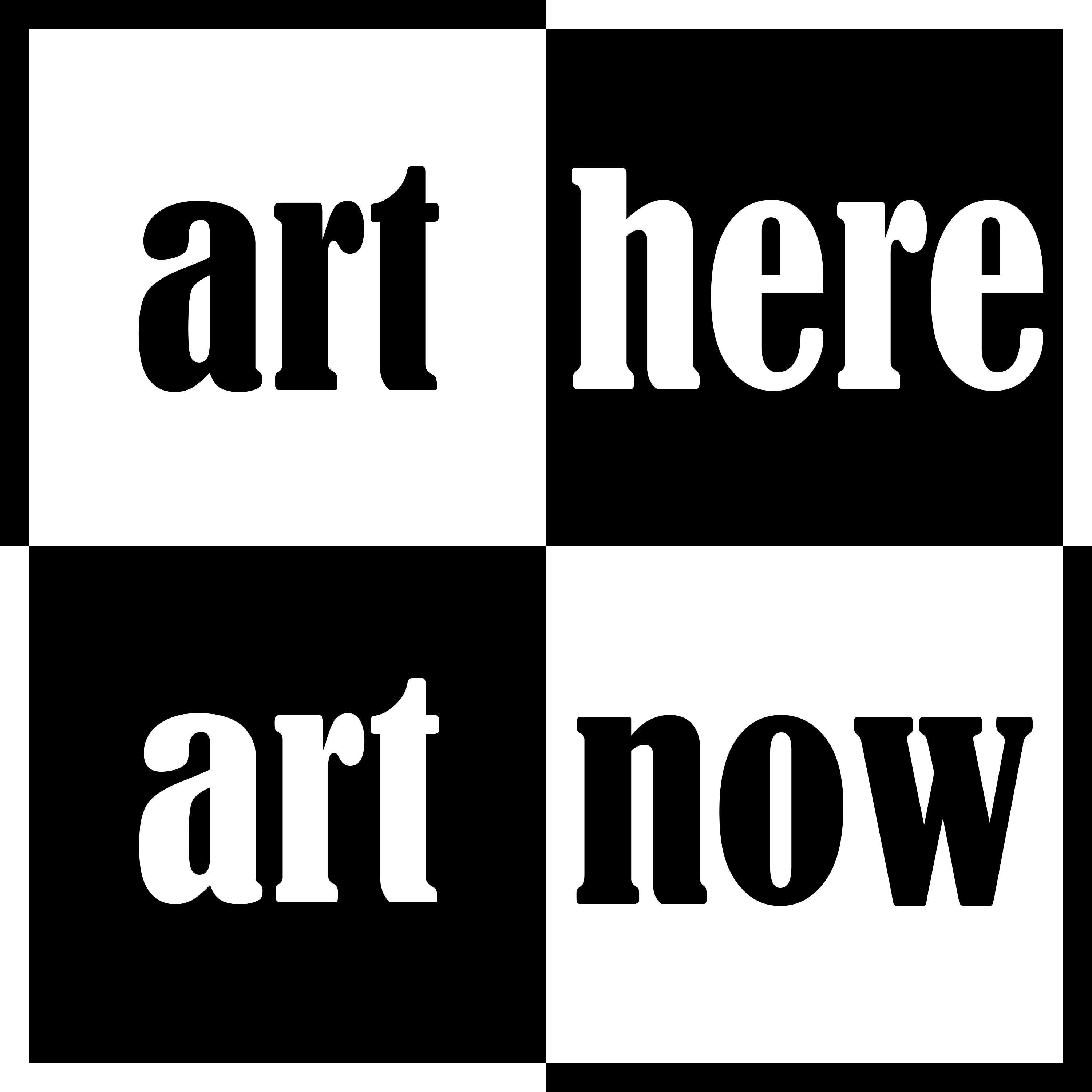 Art Here Art Now - Just an art website