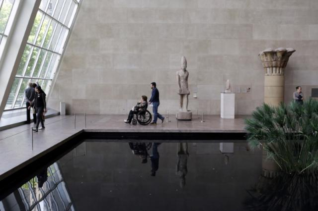 Metropolitan Museum to charge fixed admission fee for non-New Yorkers