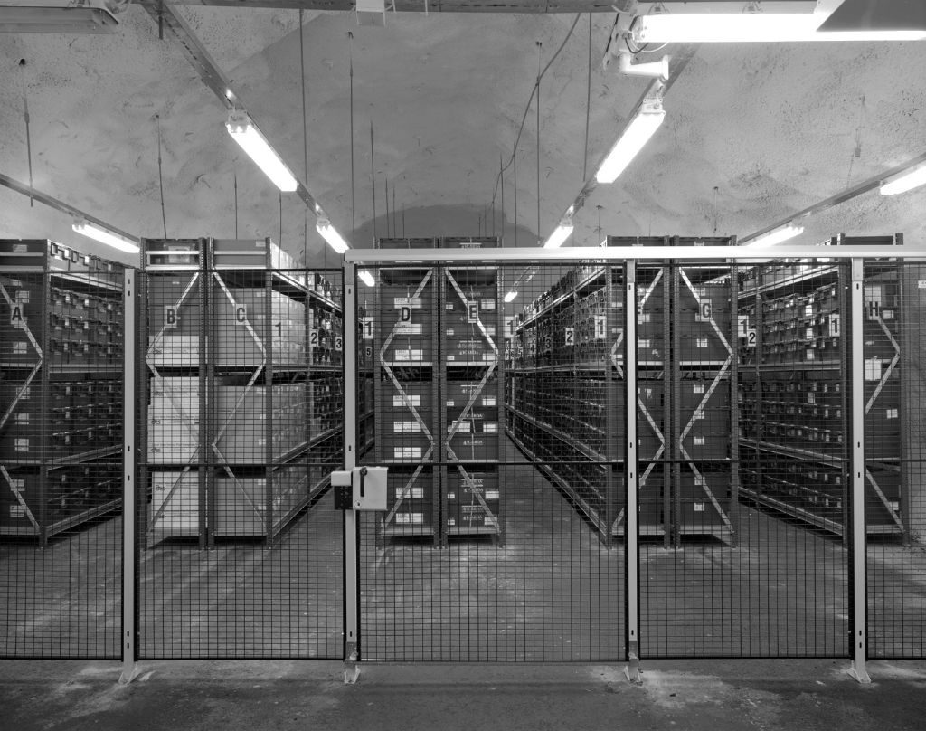 Vegetable seed banks carry the illusion of humanity's future