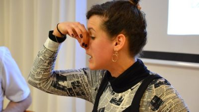 It's always a good sign when language is on the move – interview with Kinga Tóth about her performance show