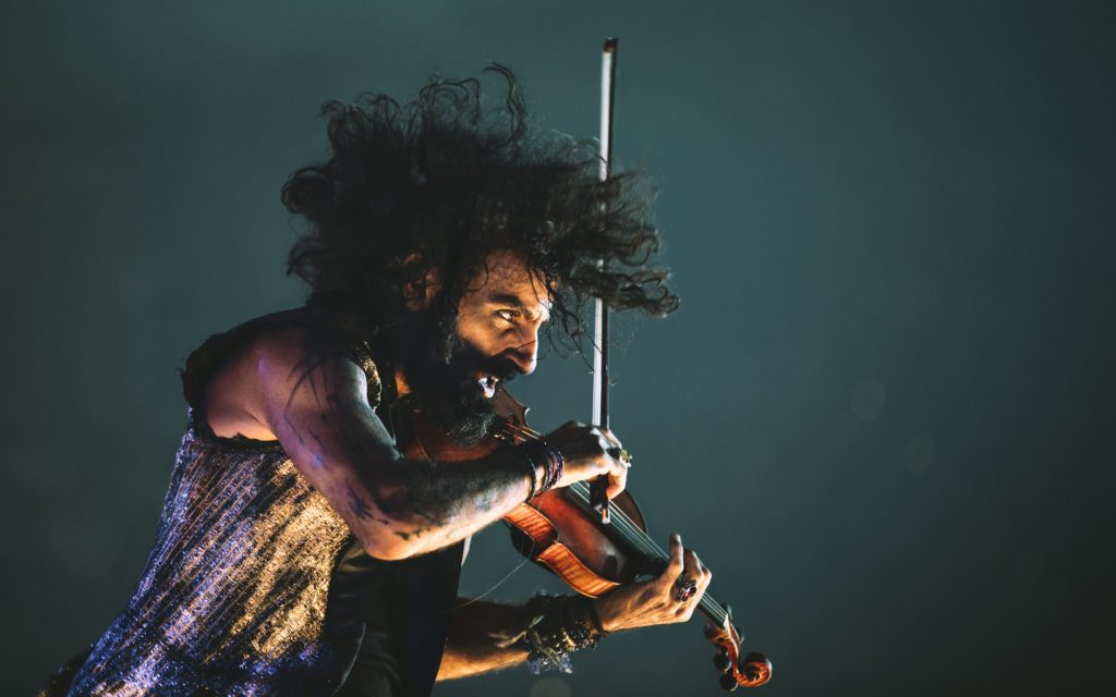 The black sheep of violin music conquers the stage