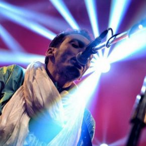 His instrument was banned, his fellow musicians killed – the story of Bombino
