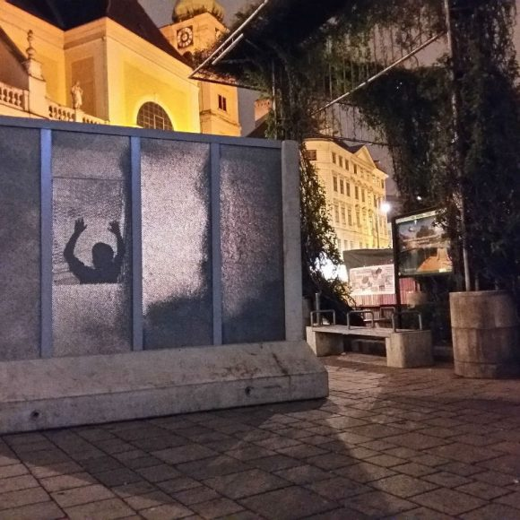 Fodor's Wall is back, now in the beating heart of Vienna's old town