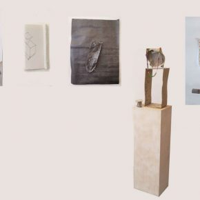 See how six young artists multitask in the Ani Molnár Gallery