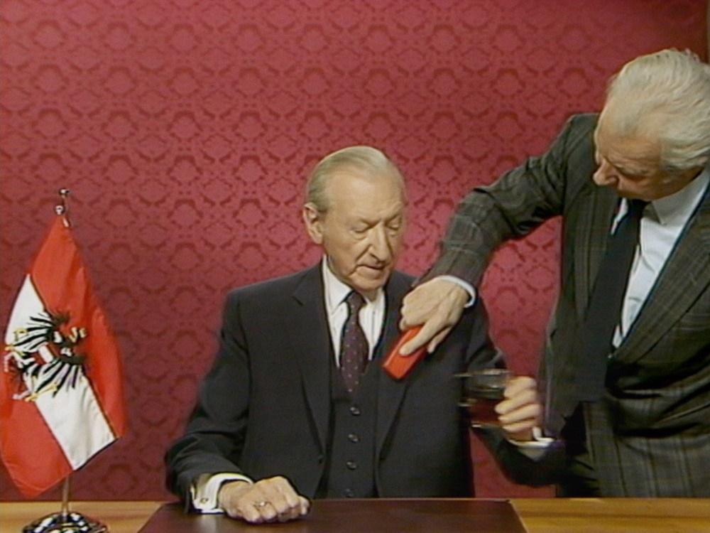 They forgot that Hitler and Eichmann were also Austrians