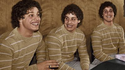 The triplets who were 19 when they first met – interview with docu-director Tim Wardle