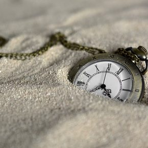 The Man Who Broke Time ~ A short story by Susan Anwin