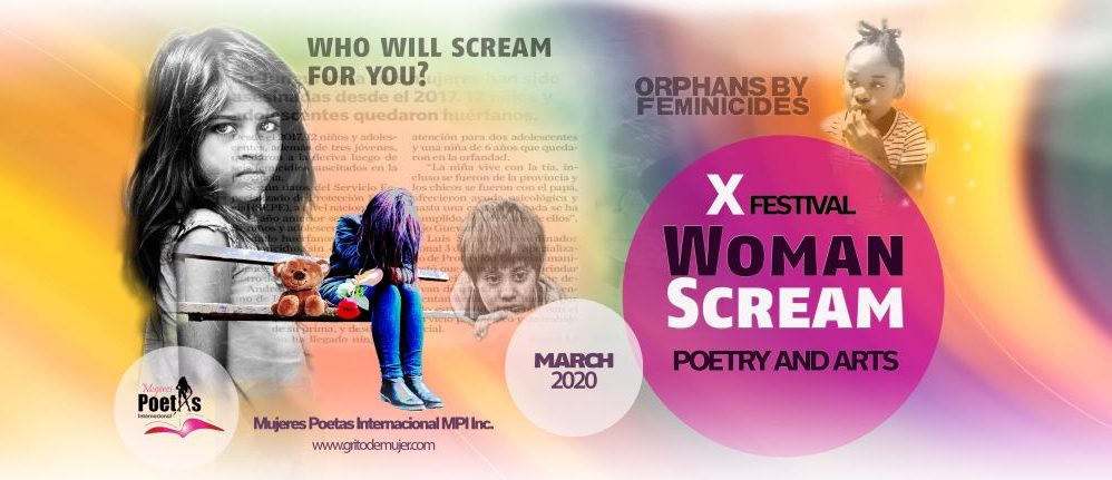 Who's screaming for you? – Poets and artist against feminicide