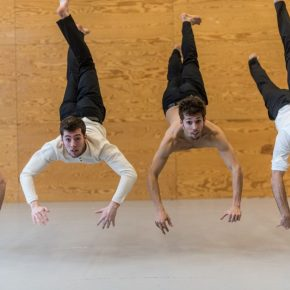 Can physical theatre and circus visualize totalitarian dictatorship? – Alexander Vantournhout and the Red-Haired Men