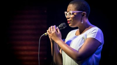 An eternal mystery: Cécile McLorin Salvant lets her hoarse voice fly