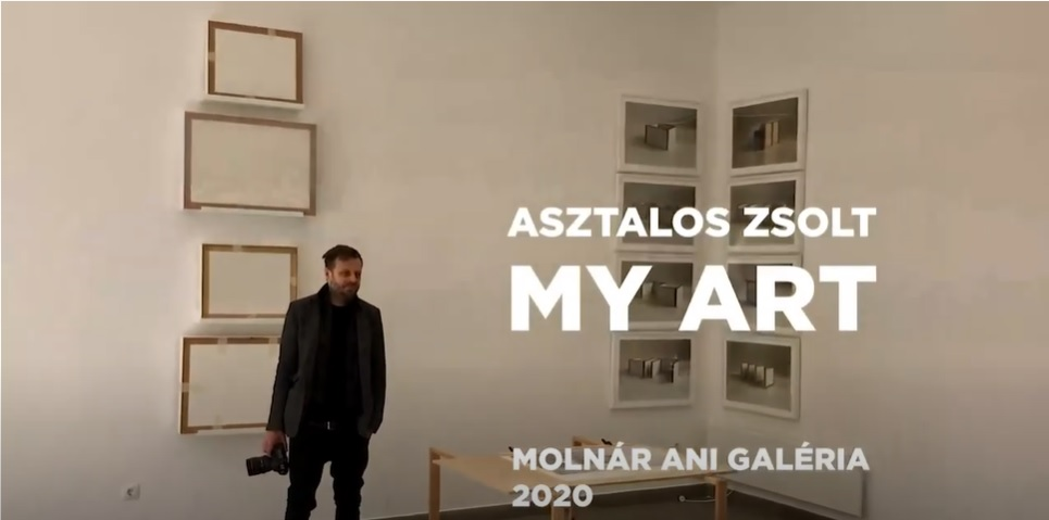 Ani Molnár Gallery reopens in June! Until then, here is some more virtual art