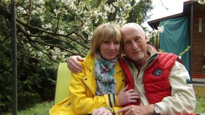 A married couple on the stage of heaven – Gyula Böszörményi remembers
